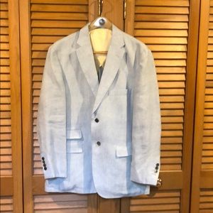 Other - Crittenden linen blazer 44L